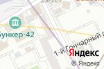 Схема проезда до компании Demidov в Москве