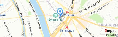 Михейкины и партнеры на карте Москвы