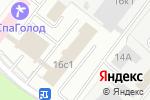 Схема проезда до компании Ассоциация Независимых Аптек в Москве