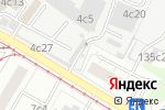 Схема проезда до компании Alyzip в Москве