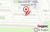Схема проезда до компании Спецпроектинвест в Москве