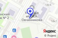 Схема проезда до компании ПО ФУТБОЛУ ДЮСШОР СПАРТАК-2 в Москве
