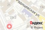 Схема проезда до компании Международная ассоциация юристов в Москве