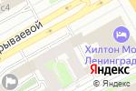 Схема проезда до компании Нотариус Демина Н.В. в Москве