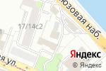 Схема проезда до компании Знание-Сила в Москве