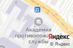 Схема проезда до компании Антип в Москве