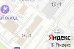 Схема проезда до компании Mr.Fresh в Москве