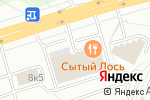 Схема проезда до компании Мясной богатырь в Москве