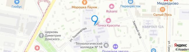 улица Тихомирова