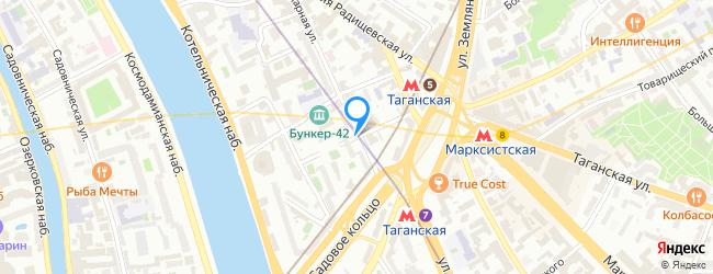 переулок Гончарный 1-й
