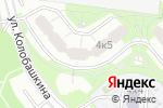 Схема проезда до компании GCorp, Ltd в Москве