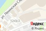 Схема проезда до компании Передовые Системы Самообслуживания в Москве