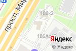 Схема проезда до компании ЛиКлин в Москве