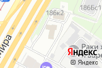 Схема проезда до компании Дорога к счастью в Москве