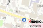 Схема проезда до компании АУКиЗ в Москве