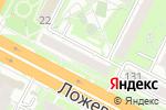 Схема проезда до компании ТУТАНХАМОН в Туле
