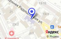 Схема проезда до компании ПТФ АМ-ЦЕНТР в Москве