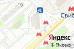 Схема проезда до компании Coffee Ocean в Москве