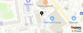 Kolesa darom на карте Москвы
