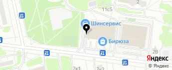 Джип Тюнинг на карте Москвы
