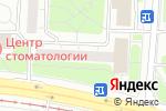 Схема проезда до компании ПивТаун в Москве