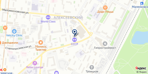 ТЕНСИН СЕДЕН КАТОРИ СИНТО-РЮ на карте Москве