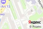 Схема проезда до компании Дженерал Экспресс в Москве