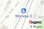Схема проезда до компании Ветеринар24мск в Москве