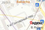 Схема проезда до компании A4G в Москве