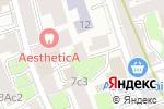 Схема проезда до компании Стоматологическая клиника Конникова в Москве