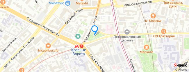 Лермонтовская площадь