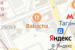 Схема проезда до компании МИОО в Москве