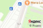 Схема проезда до компании Разливайка в Москве