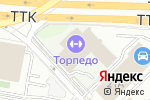 Схема проезда до компании Арсеналъ в Москве