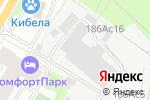 Схема проезда до компании Стеклонайс в Москве