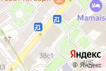 Схема проезда до компании Теплант Владимир в Москве