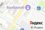 Схема проезда до компании Гифт рум в Москве