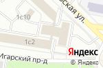 Схема проезда до компании Галатр в Москве