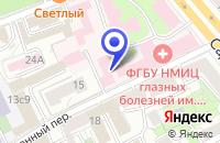 Схема проезда до компании ДОПОЛНИТЕЛЬНЫЙ ОФИС КРАСНЫЕ ВОРОТА в Москве
