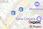 Схема проезда до компании Сати в Москве