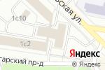 Схема проезда до компании Married and happy в Москве