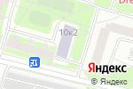Схема проезда до компании Московская семинария евангельских христиан в Москве