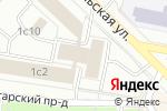 Схема проезда до компании РусБизнесПрайс в Москве