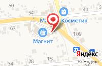 Схема проезда до компании Парадайс в Варениковской