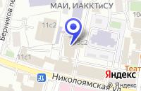 Схема проезда до компании ЛИЗИНГОВАЯ КОМПАНИЯ РАЙФФАЙЗЕН-ЛИЗИНГ в Москве