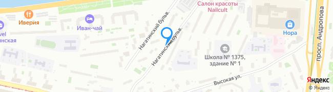 Нагатинский бульвар