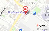 Схема проезда до компании Ивент-Инфо.Князевъ в Москве