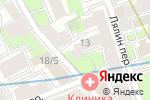 Схема проезда до компании АМИГО в Москве