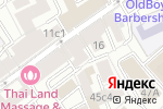 Схема проезда до компании Перспектива+ в Москве