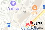 Схема проезда до компании Пропиком в Москве